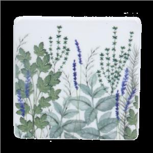 Herbs Ceramic Coaster
