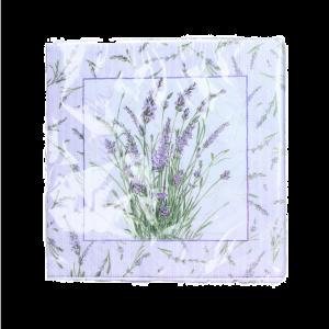 Lavender Sprigs Napkins