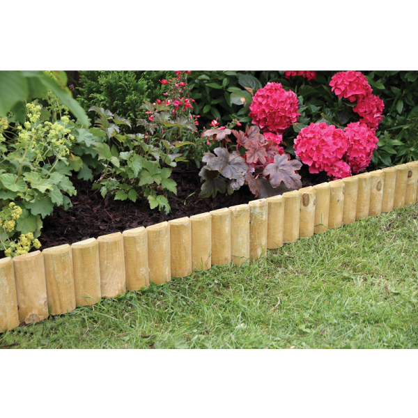 Log Panel 15cm