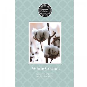 White Cotton Sachet