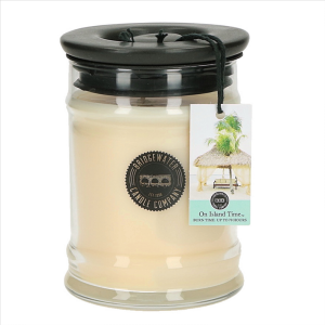 On Island Time Candle
