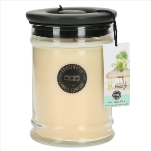 On Island Time Candle 18oz