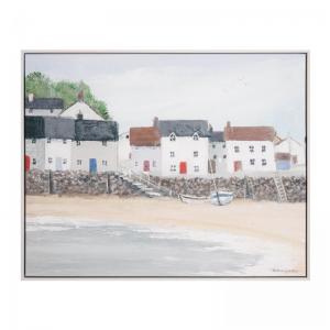 Coastal Cottages Print