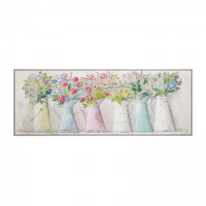Floral Parade Print