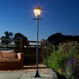 Victoriana 365 Solar Lamp Post