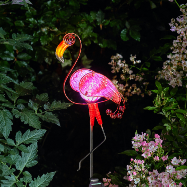 Flamingo LED Stake Light