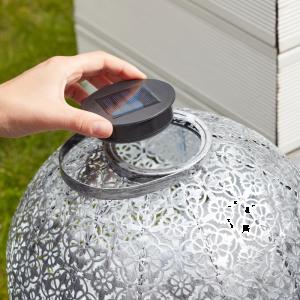 Replace Solar Light Box-Round