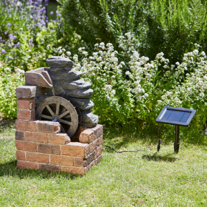 Heywood Mill Fountain