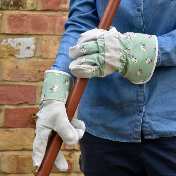 Tuff Riggers Gloves - Posies