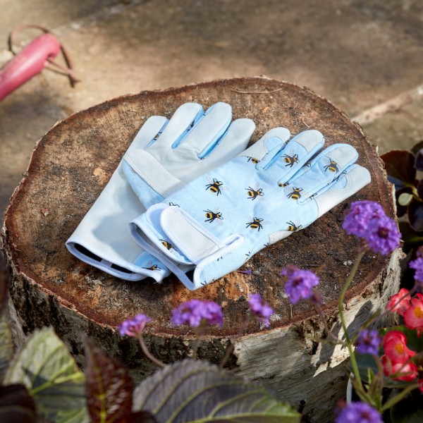 Smart Gardeners Gloves- Bees