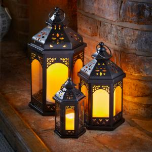 Sahara Lantern Set
