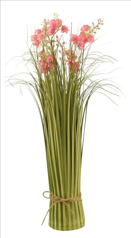 Bouquet Pink Belles 55cm