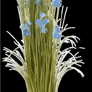 Faux Bouquet - True Blue