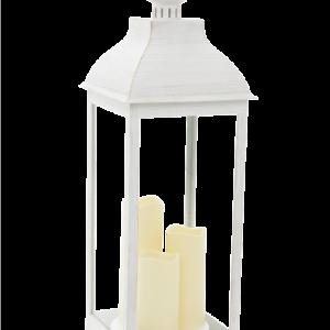 Giant Cream Lantern