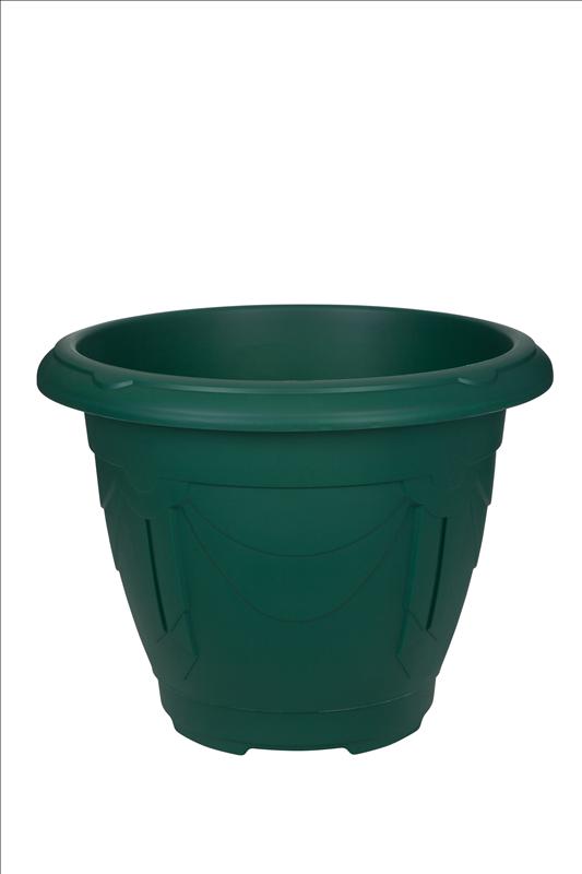 Venetian Planter Green 24cm