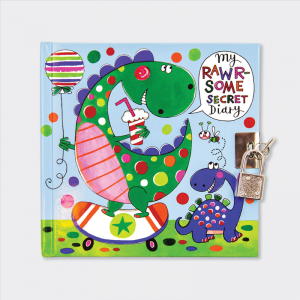 Secret Diary - Dinosaurs