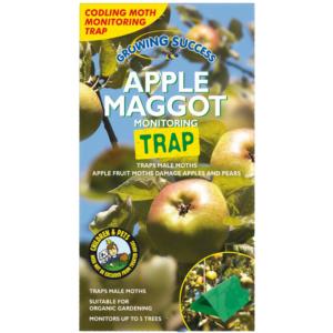 Apple Maggot Monitoring Trap