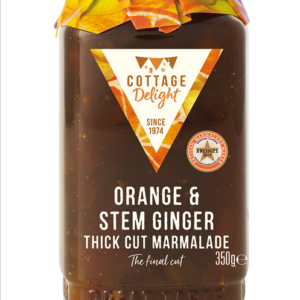 Orange with Stem Ginger