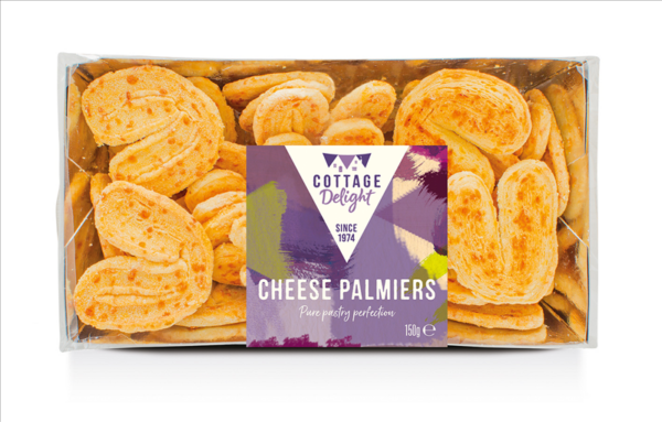Cheese Palmiers