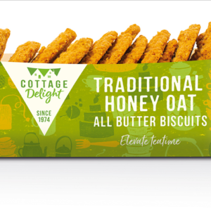 Honey Oat All Butter Biscuits