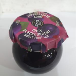 Juicy Blackcurrant Jam