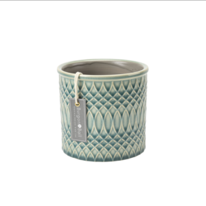 Glazed Morocco Pot