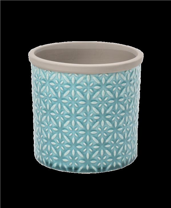 Tuscany Pot Small Blue