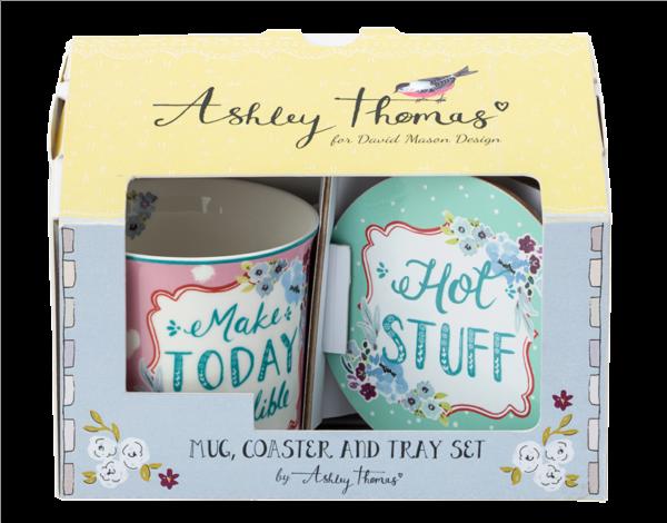 Ashley-Happy Place Mug Set