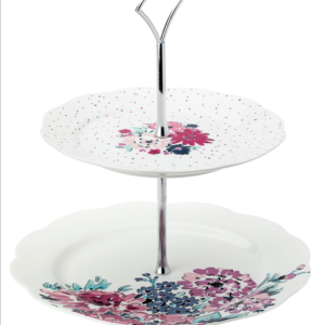 Ashley Two Tier Cake Stand