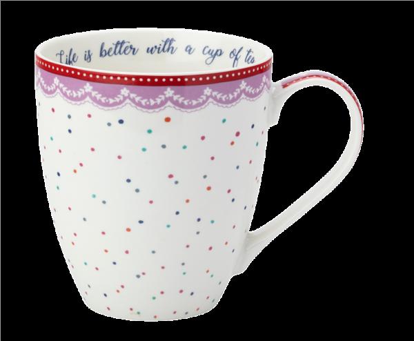 Ashley Spotty Mug