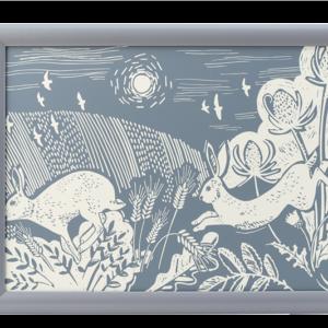 Artisan - Hare Laptray