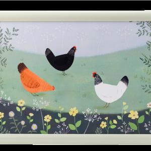 Spring Chicken - Laptray