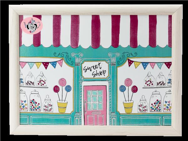 Ashley-Lap Tray-Sweet Shop