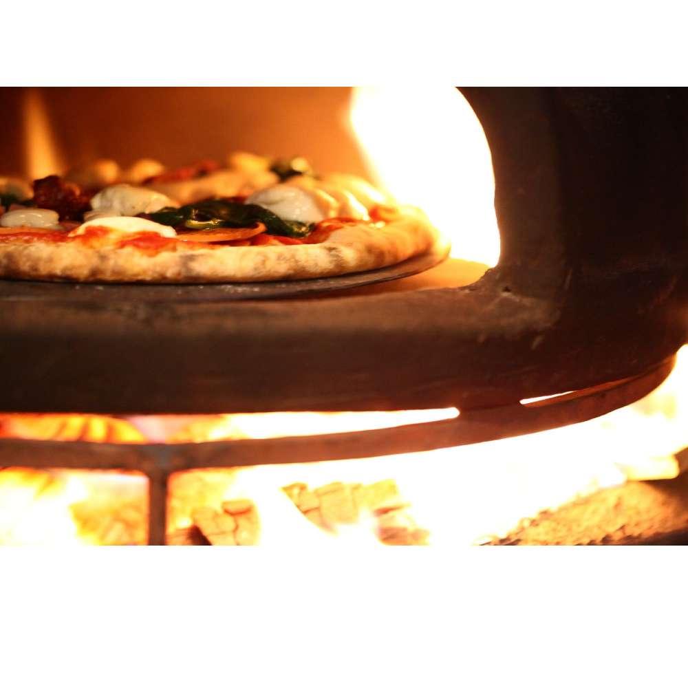 Kadai Black Pizza Oven