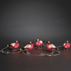 Acrylic Lights, Bullfinch