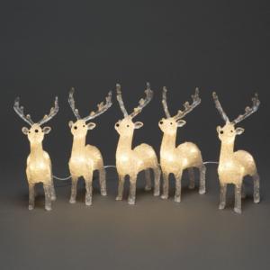 Acrylic Lights,  Reindeer