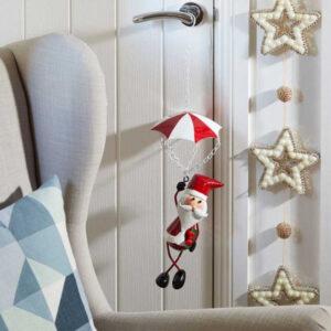 Santa-Chute!