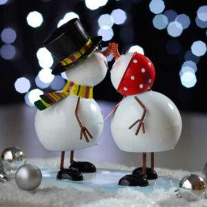 Mr & Mrs Frosty!