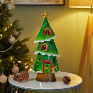 Xmas Tree Ho Ho Home!
