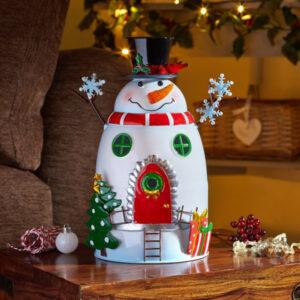Frosty's Ho Ho Home!