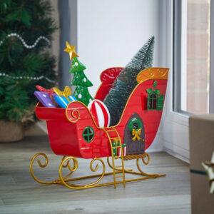 Santa's Sleigh Ho Ho Home!