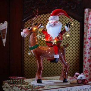 Light Up Santa's Comet!