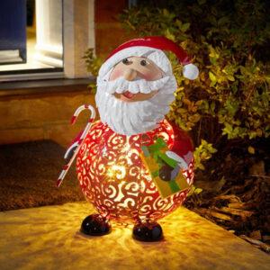Filigree FolkLight Santa