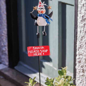Stop Here - Percy Penguin