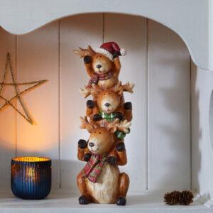 Reindeer Trio!