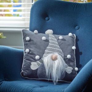 Gonkert Cushion - Grey