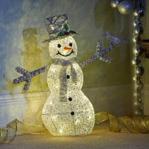 Snowman - Jingle McBlizzard