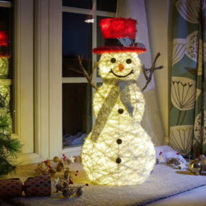 Snowman - Holly McSnowflake