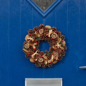 Wreath - WinterSpice 36 cm