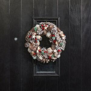 Wreath - FrostStar 36 cm